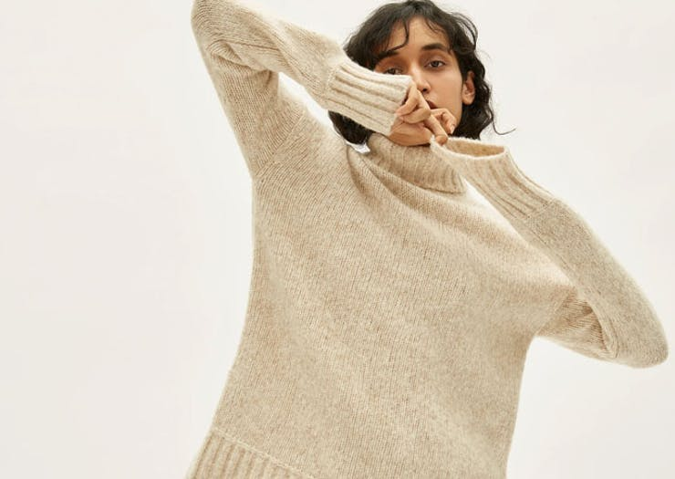 8 Super Sweet Chunky Knit Sweaters To Own In 2021