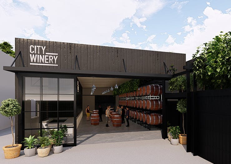 Breaking News | A Winery And Cellar Door Is Opening In The Valley