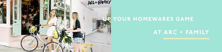 City Cycle Brisbane, Arc + Family Pots