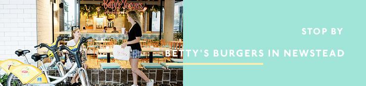 CityCycle Brisbane, Betty's Burgers