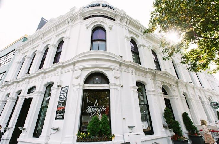 Classic pubs in Auckland