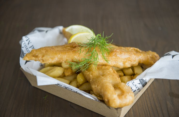 Best fish and chips Brisbane