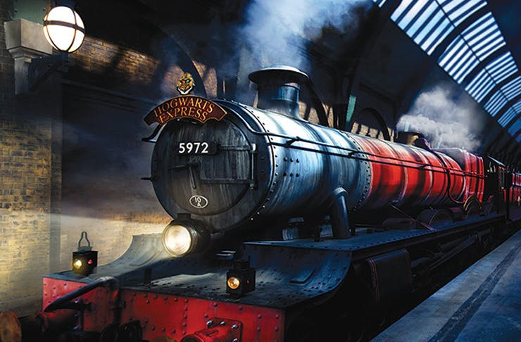Climb Aboard The Wizarding Academy Express This July