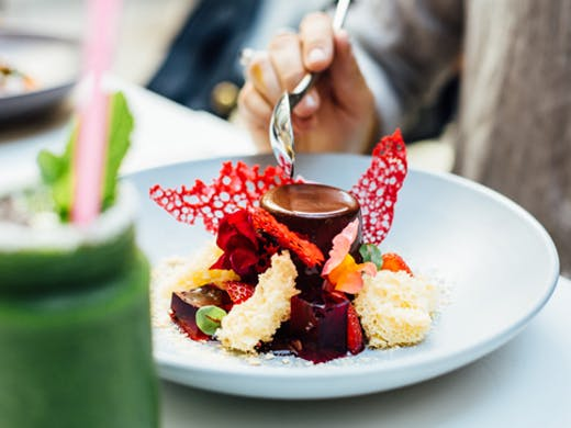 Cotta Cafe Melbourn : Clubhouse melbourne the urban list