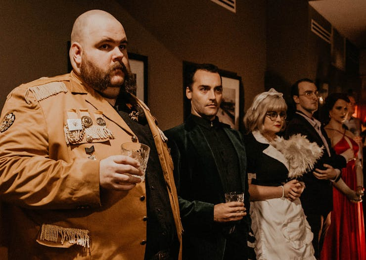 Grab Your Detective Notepad, A Real-Life Cluedo Game Is Coming To Brisbane