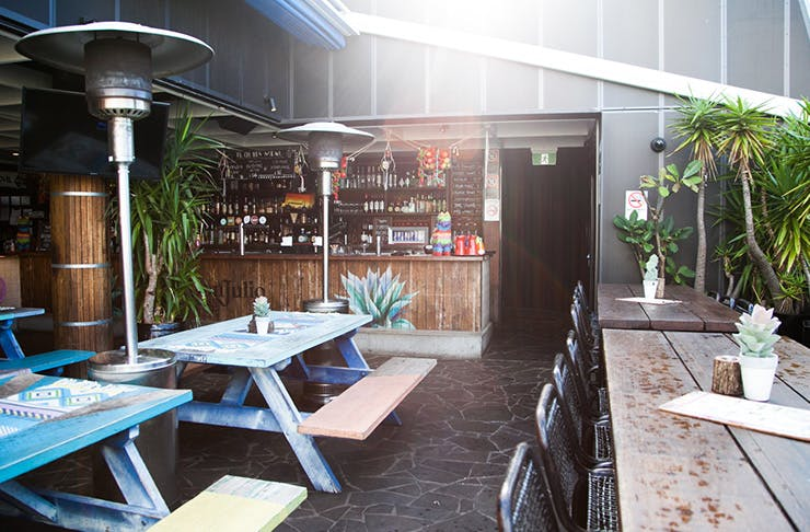 Sydney rooftop bars