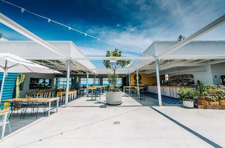 Exterior at Coast Beachside Venue in Port Beach