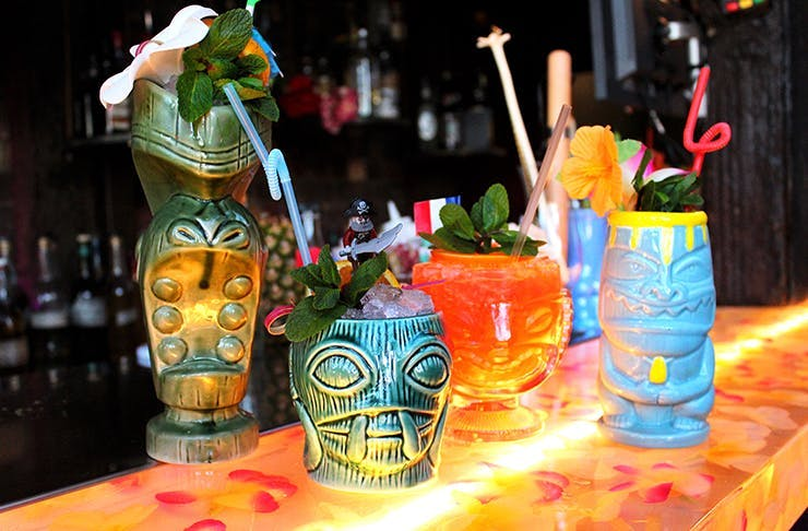 Auckland's Best Cocktail Bars