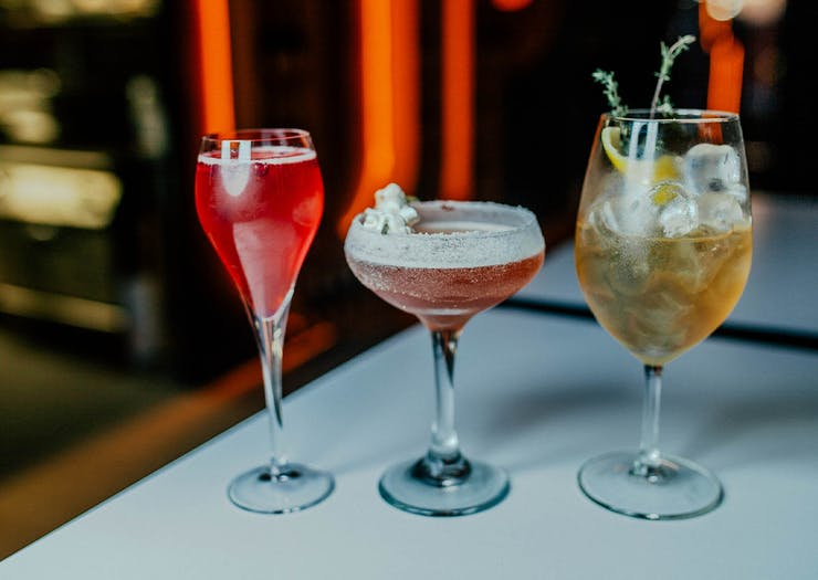 Sip Through 6 Different Cocktails On This Self-Guided Cocktail Trail Through The Valley
