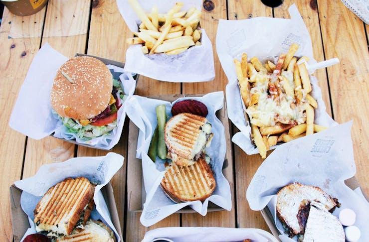 collins street food truck park