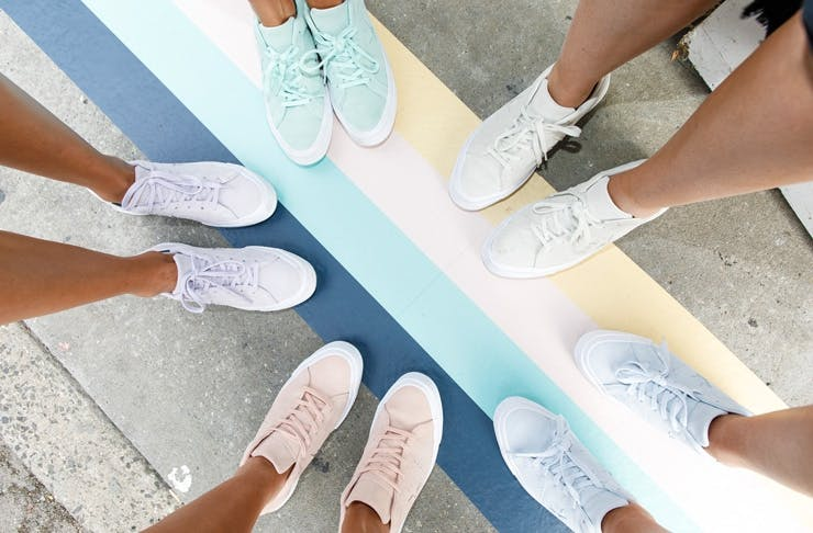 PSA: Converse Just Dropped Their New Pastel One Star Collection