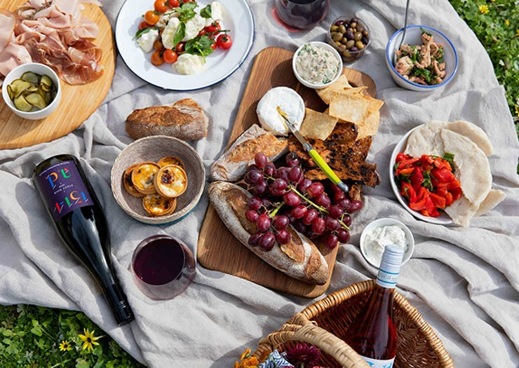 Take Your Picnic Up A Notch With Curated Picnic Boxes From Melbourne's Hospitality Greats