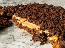 Messina Is Dropping A Stacked Choc-Malt Cheesecake Cookie Pie