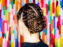 How To Nail Cool-Girl Braids