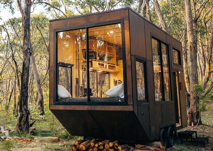 Dig Out Your Sneakers, Tiny Off-The-Grid Homes Will Soon Dot This Sunshine Coast Ecotourism Trail