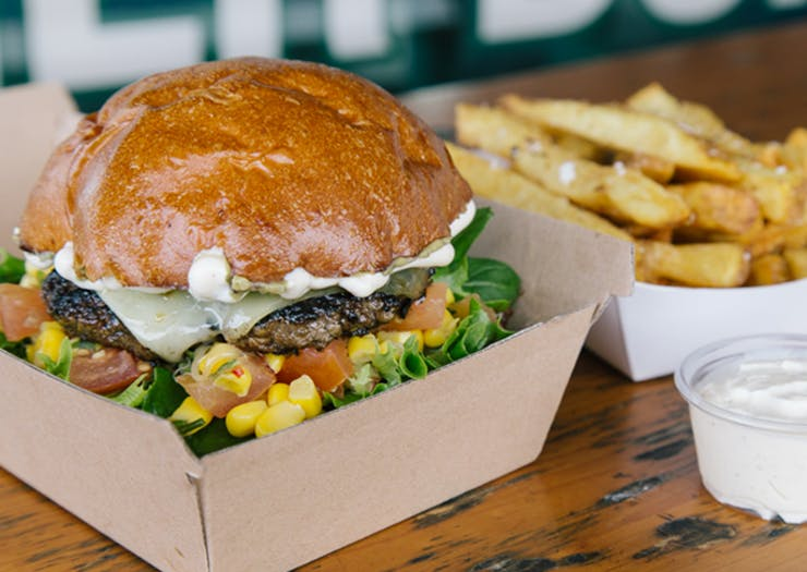 Corner Burger   The Verdict