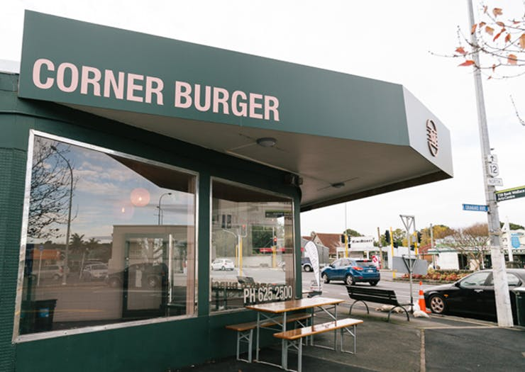 Corner Burger | The Verdict
