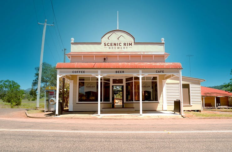 Country Towns Near Brisbane