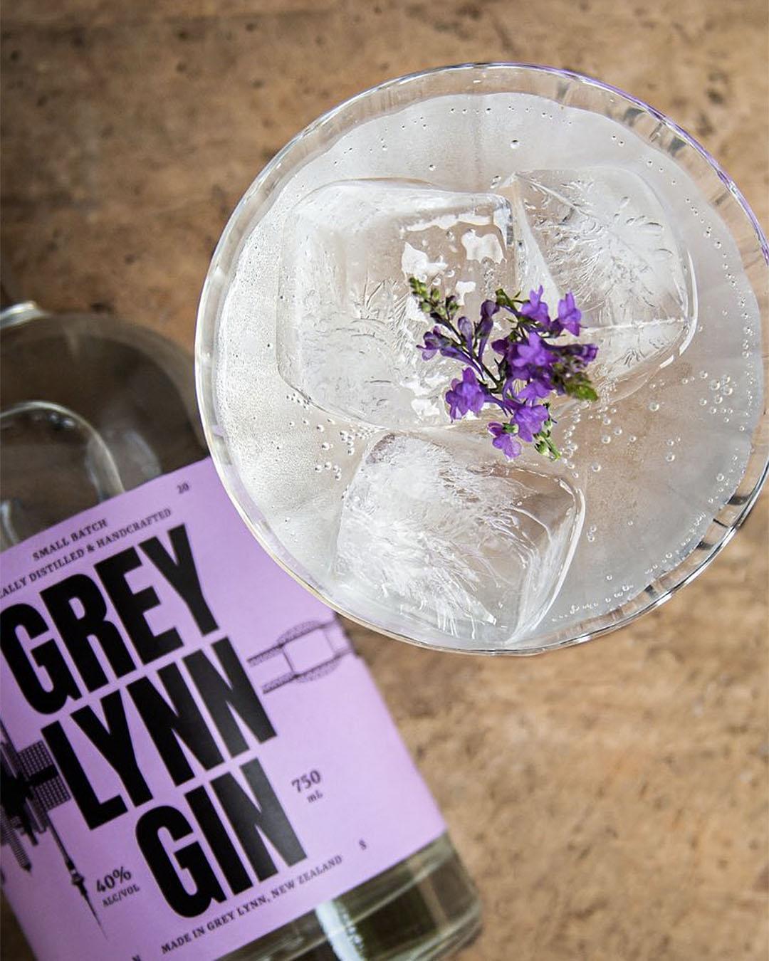 Grey Lynn Gin from Cove 27