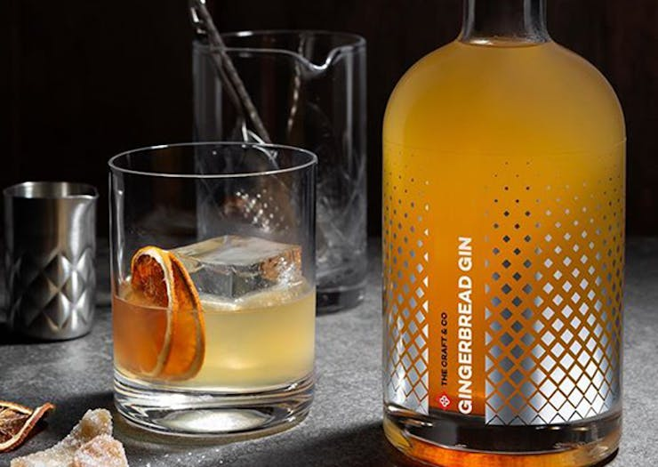Get Festive Any Day Of The Year With This Gingerbread Gin From A Local Distillery