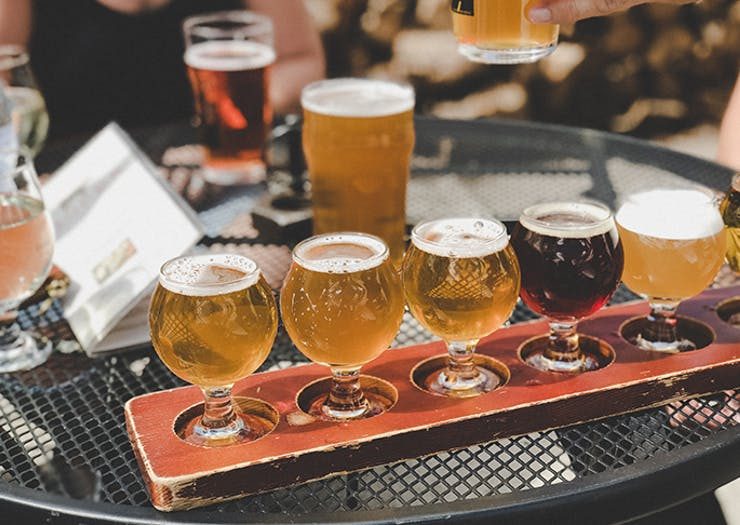 A Three-Day Craft Beer And Cider Festival Is Happening On The Coast This Weekend