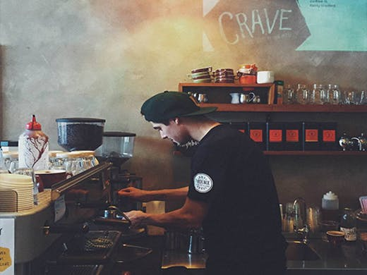 Morningside's Crave Café is the brainchild of a handful of Sandringham locals and we love this Auckland cafe.