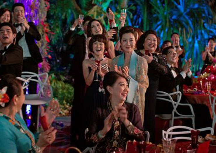 The Trailer For Crazy Rich Asians Just Dropped & It's Laugh Out Loud Funny