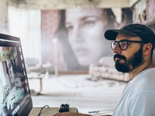 Street Artist Rone On The Reaction To Empire And Emotional Responsibility