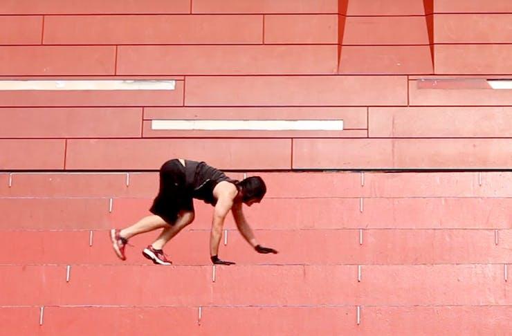 crunning fitness trend