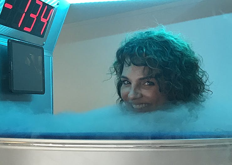 Chill Out At Auckland's First And Only Cryotherapy Clinic