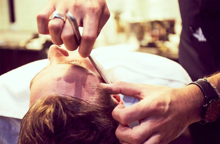 10 Spots To Get A Cut Throat Shave In Sydney Sydney The Urban List