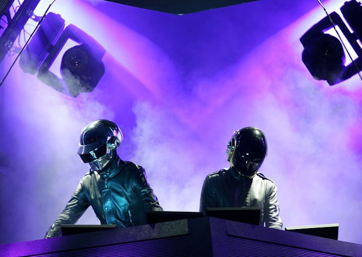 A Major Daft Punk Tribute Is Hitting Sydney This Weekend