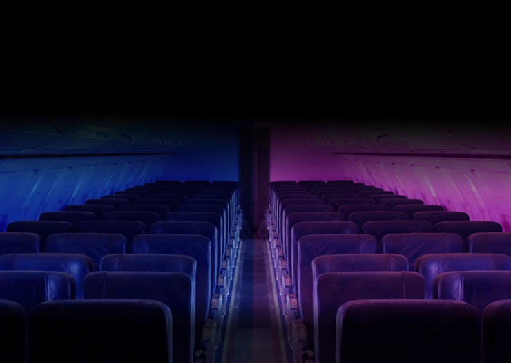 Cue The Insomnia, This Unsettling Immersive Experience Takes Place In A Salvaged Airplane