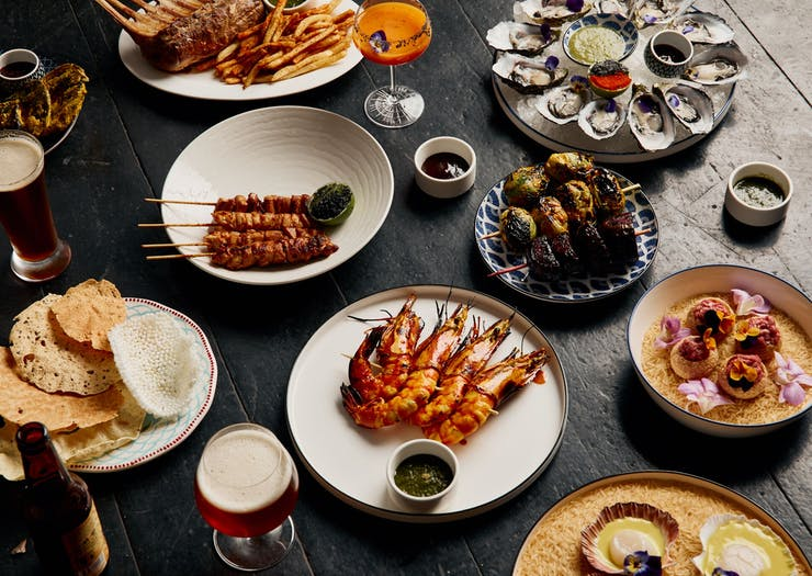 Eat Your Way Through The Holidays At Australia And New Zealand's Best New Restaurants Of 2019