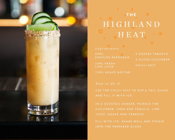 Highland Heat Recipe