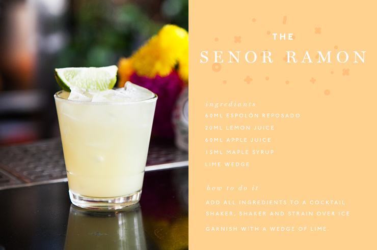 Senor Ramon Recipe