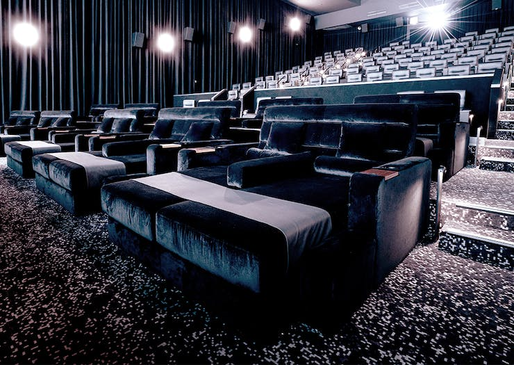 Grab Your PJs, You Will Soon Be Able To Watch A Movie From These Cosy Double Daybeds