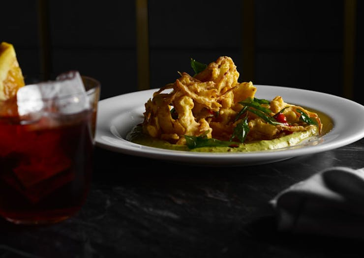 A cauliflower dish from Dean and Nancy On 22.