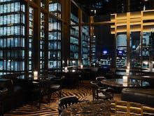 Now Open: Maybe Sammy's Slick New Hotel Lobby Bar