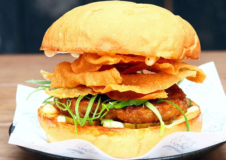 Deconstructed Dumpling Burgers Are A Thing And Here's Where To Find Them