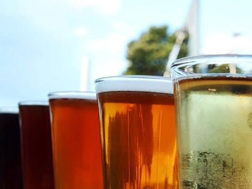 Deep Creek Brews & Eats opening hours, Deep Creek Brews & Eats menu, best beer auckland