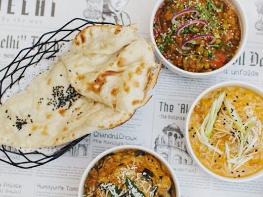 Delhi By The Way Indian Restaurant Sydney
