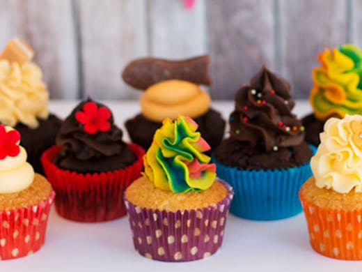 cupcake delivery auckland, best cupcakes in auckland, delish cupcakes forrest hill