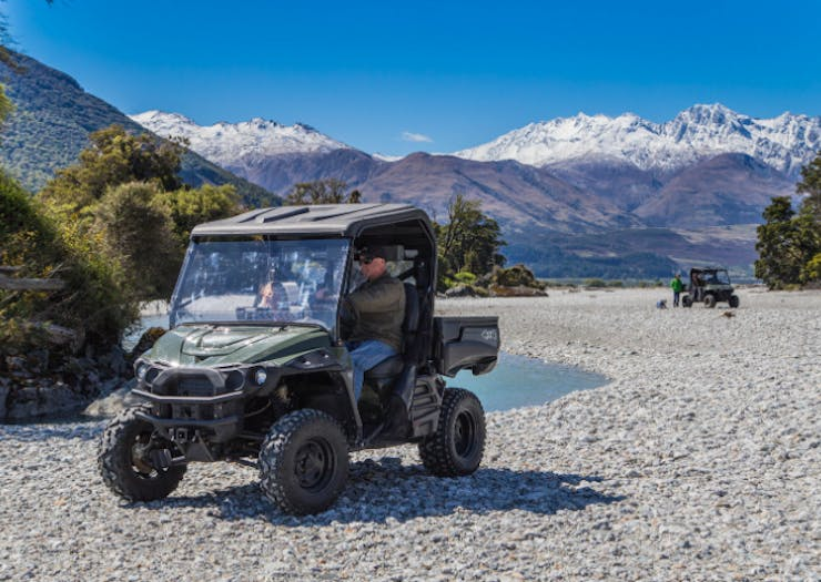 Buckle Up In This Eco Friendly EV And Get Off-Road To Explore Glenorchy