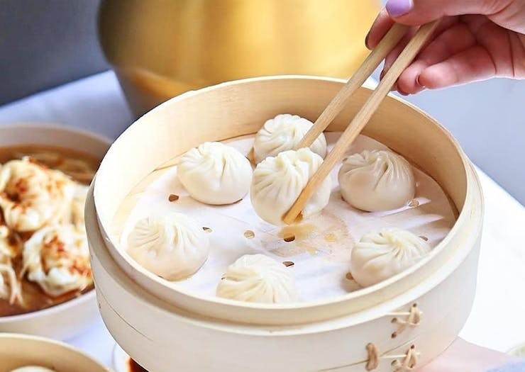 Fill Your Freezer With Din Tai Fung's New Frozen Dumplings
