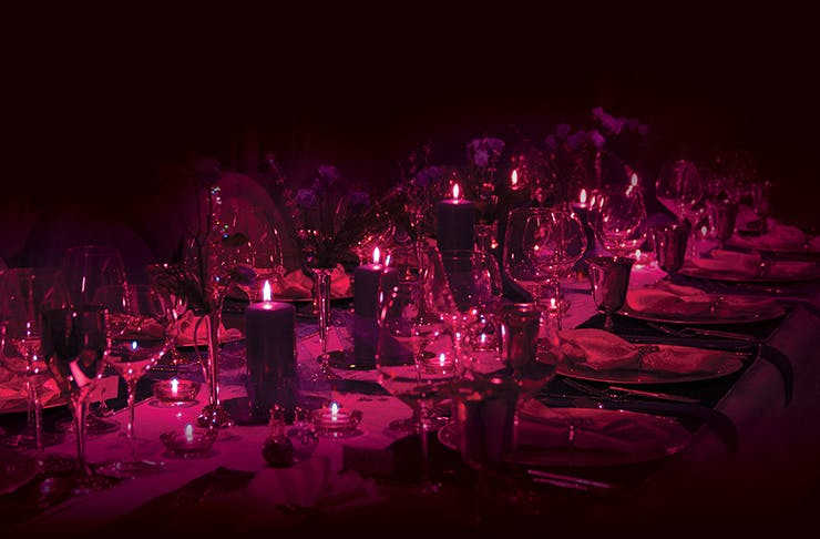 Dinner In The Dark Auckland