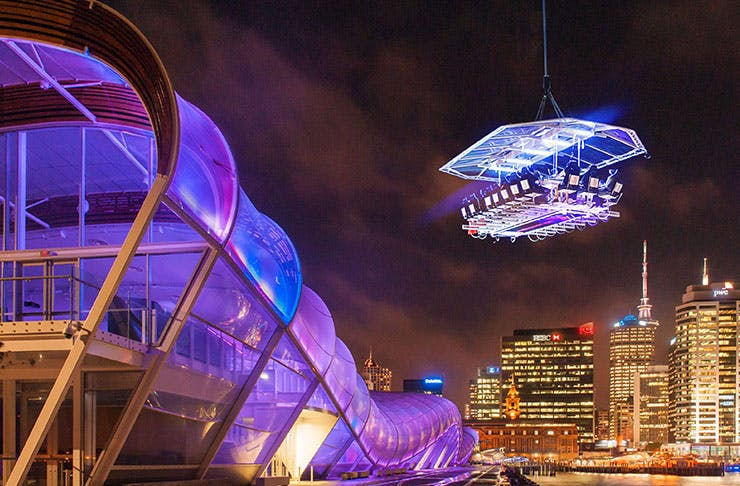 Dinner In The Sky Is Coming To Auckland!