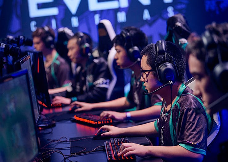 What It's Like To Be A Full-Time Pro Gamer In Australia