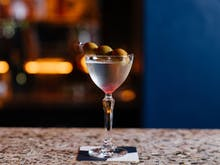 Where To Get A Seriously Good Dirty Martini In Perth