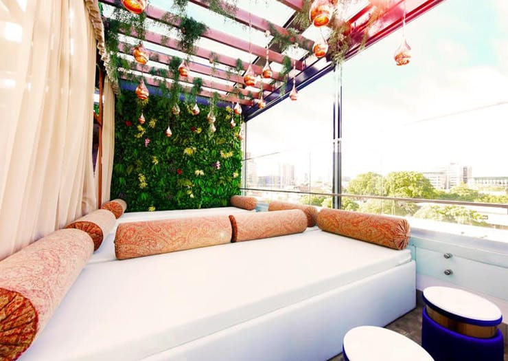 Get Sky High At Brisbane's New Turkish-Inspired Rooftop Bar